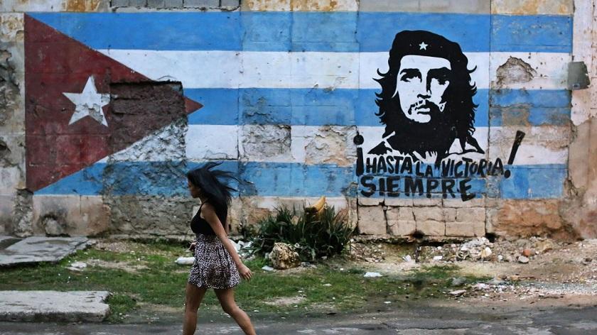 Question de camouflage cubain. Cuba2016