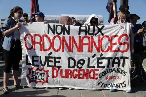 """Résultat de recherche d'images pour """"manifestation 26 juin front social"""""""